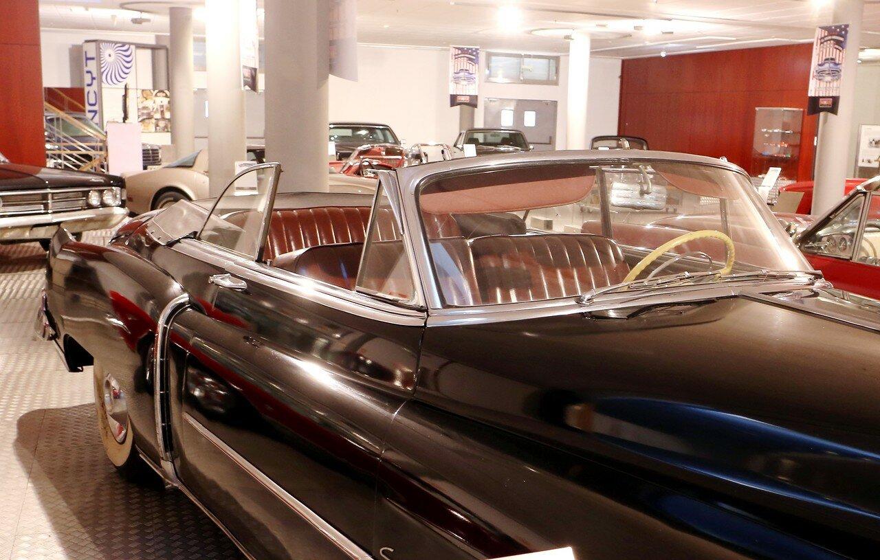 Cadillac El Dorado 62, 1952 год