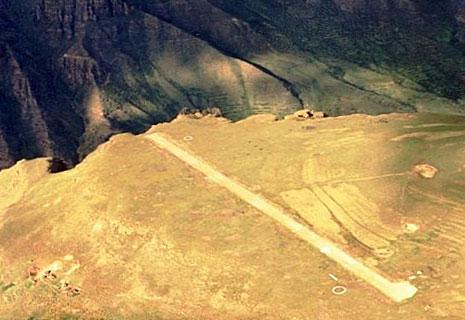 ТОП Самые опасные аэропорты мира (фото 24)