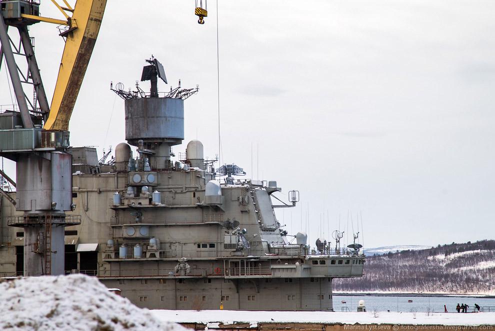 Назван в честь адмирала флота Советского Союза Николая Кузнецова (с 4 октября 1990 г.). На с