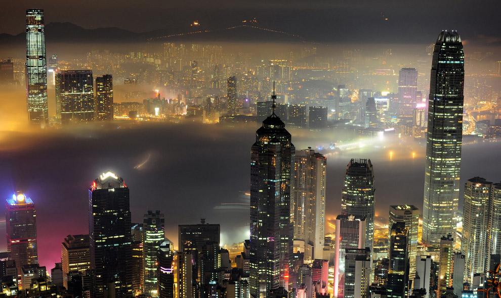 Метки: арxитектура Гонконг строительство Источник