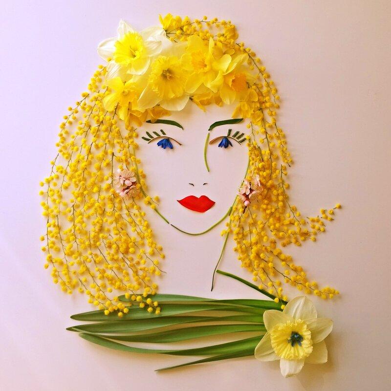 Леди Весна, или с 8 Марта!)))