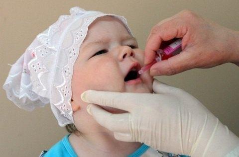 НаСумщине дополнительно привито отполиомиелита неменее 42,5 тыс. детей