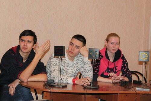 Своя игра в Куйбышеве