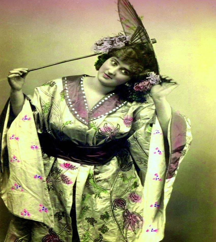 Geisha-Gaijin