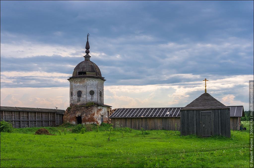 Монастыри русского севера фото
