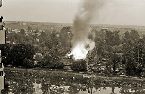 Старое #Солнцево за прудом у 1007 школы фото от Рушана Зарипова