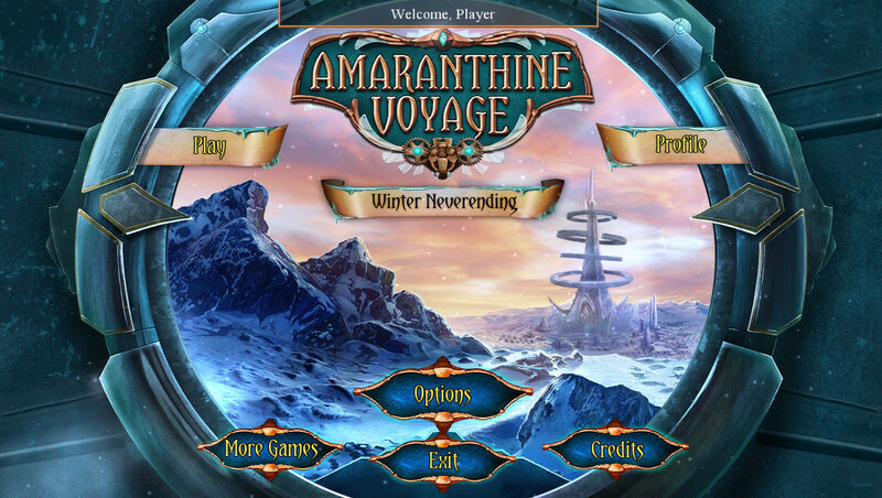 Amaranthine Voyage 6: Winter Neverending