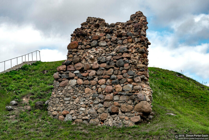 Резекне. Резекненский орденский замок