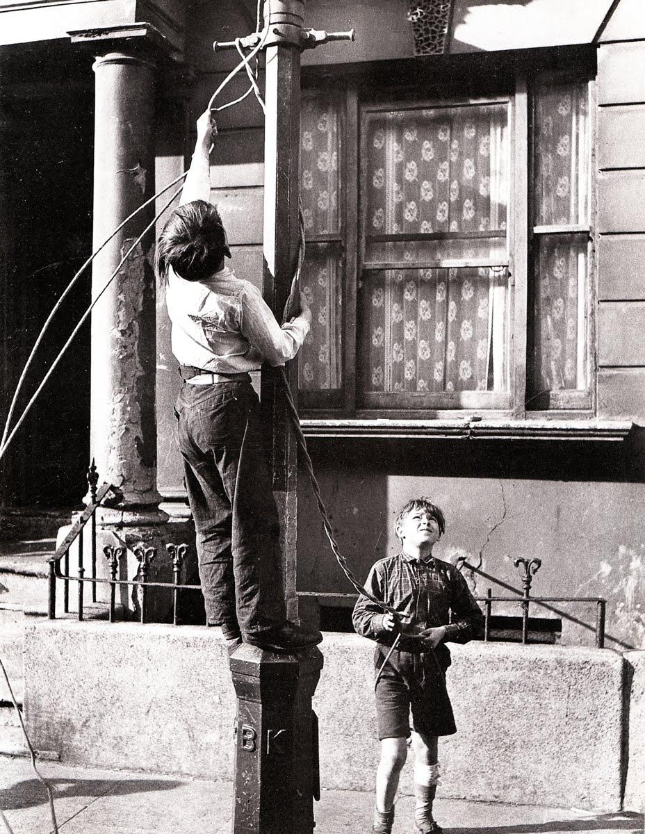 1956-1961. Соутхэм стрит