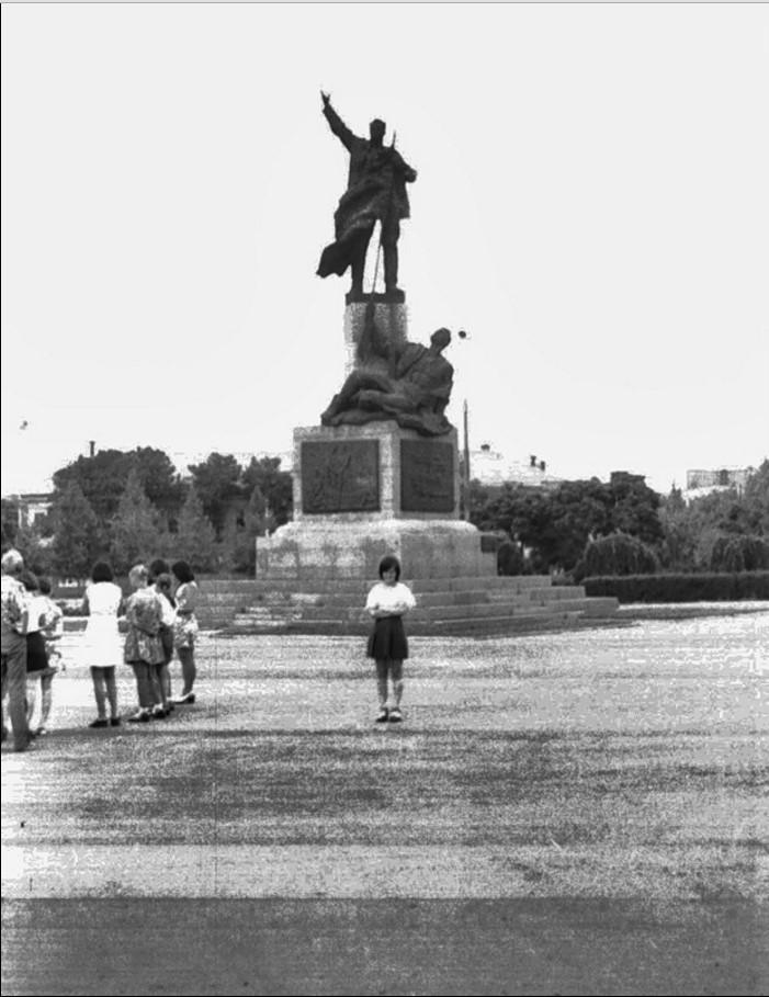 37. Николаев. Прогулки по городу