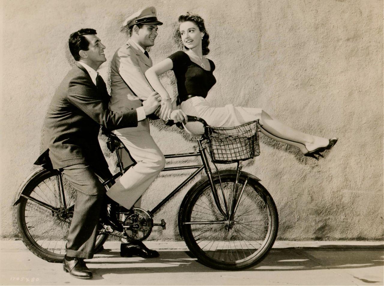 Dean Martin, Dewey Marin and Anna Maria.jpg