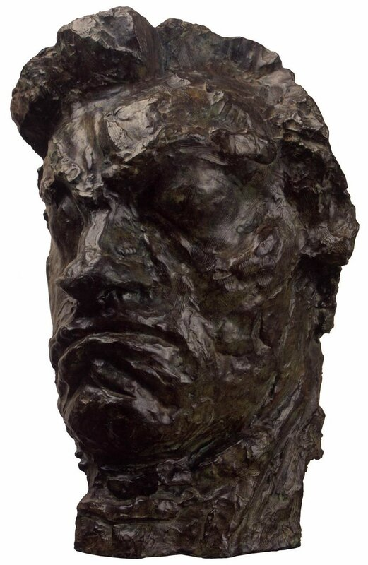 Large Tragic Mask of Beethoven1901 бурдель.jpg