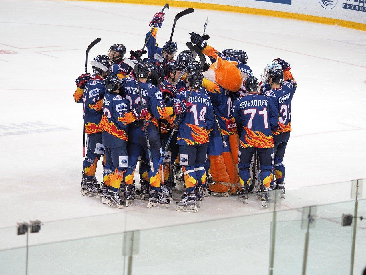 571/8 Плей-офф 2016 МХЛ Стальные Лисы - Кузнецкие Медведи 09.03.2016