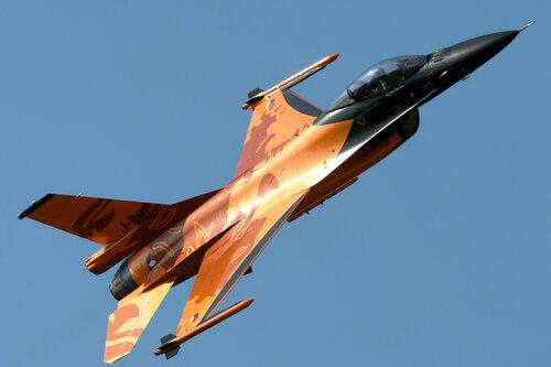ВВС Нидерландов нанесли первые удары по боевикам в Сирии