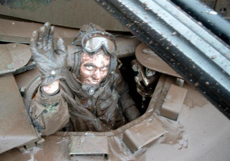 Забавные армейские картинки