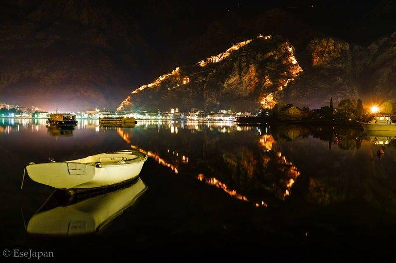 Бока Которский залив, фотограф Yuya Matsuo