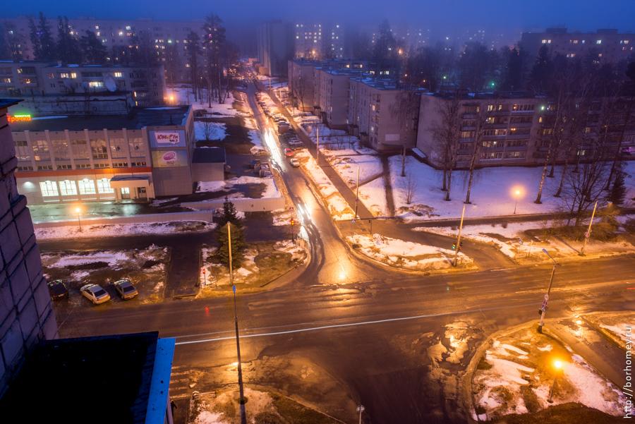 фото улицы Шверника
