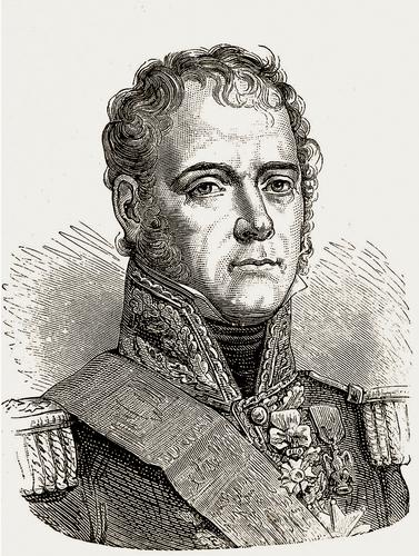 МАршал Ней H. Rousseau (graphic designer), E. Thomas (engraver).png