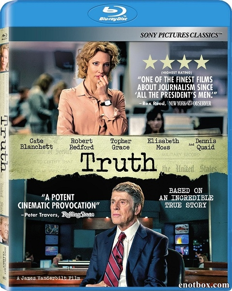 Правда / Truth (2015/BDRip/HDRip)
