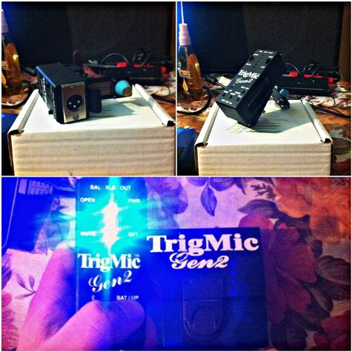 ������ ������� TrigMic Gen2 Kick