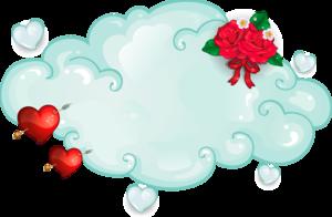 the cloudс сердцем