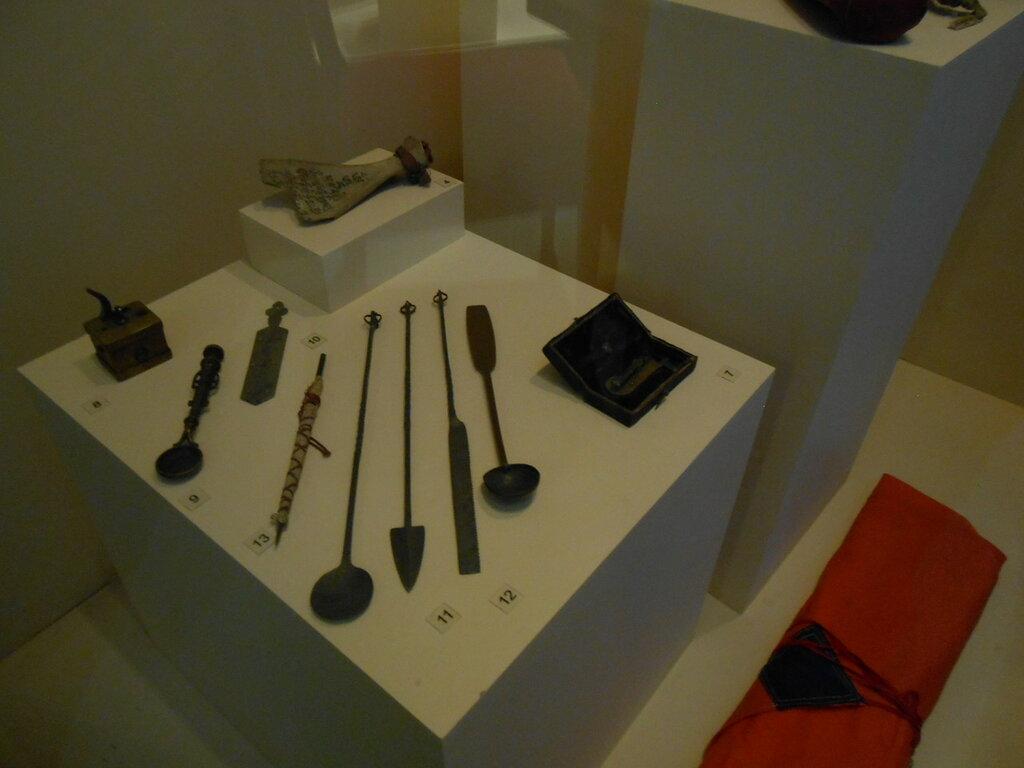 Петербург. В музее истории религии.