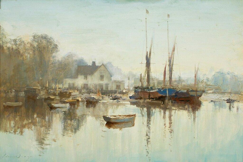 November Morning, Pin Mill.jpeg