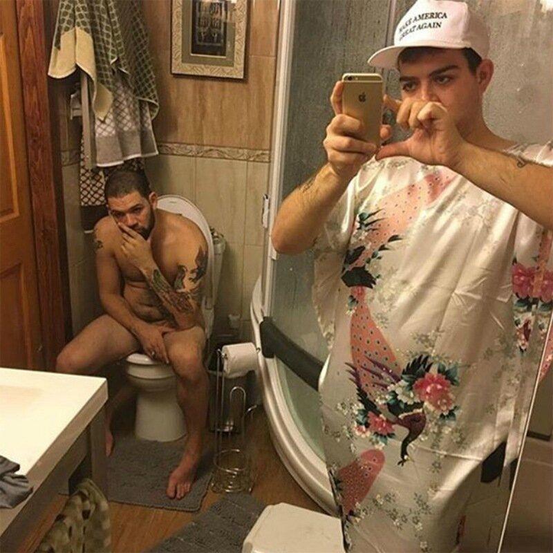 Селфи ад в соцсетях: безумная подборка самых дурацких фото из Instagram