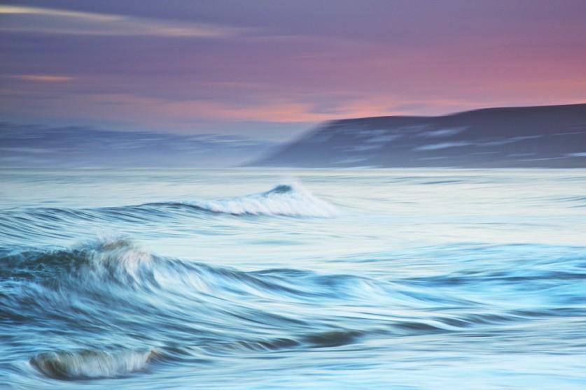 «Морской накат набухте Поутэн», ?Тимур Ахметов