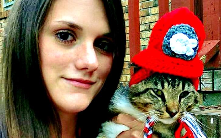 Вашему котику нужна такая шапочка! (17 фото)