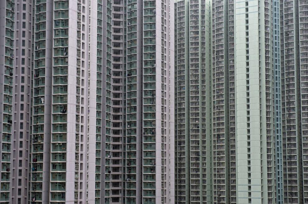 3. Гонконгские офисы. Точнее, это офис банка HSBC — одного из крупнейших финансовых конгломератов в
