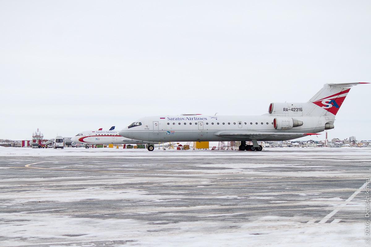 аэропорт саратов embraer ssj аэрофлот 14