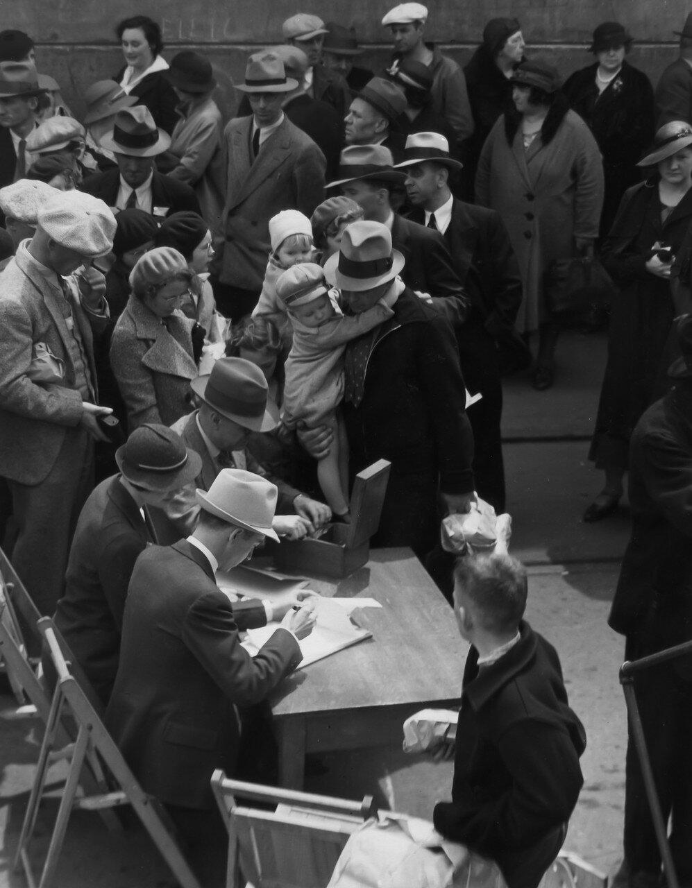 1936. Проект по переселению из Миннесоты на Аляску