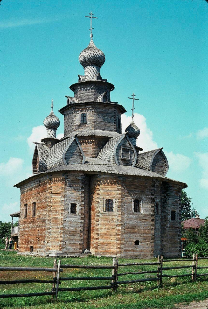 Суздаль. Преображенская церковь
