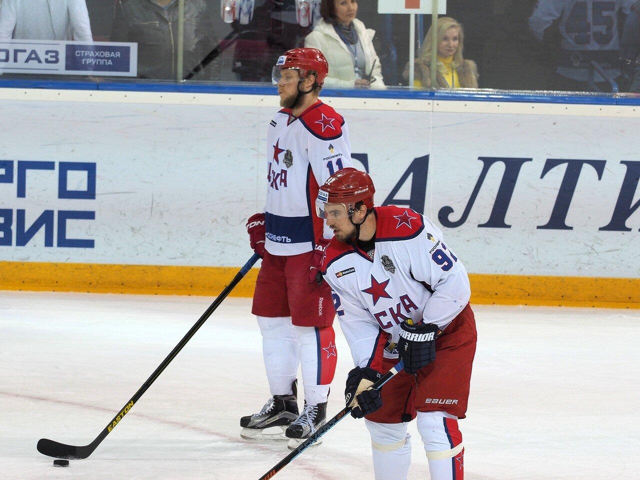 3Плей-офф 2016 Финал Металлург - ЦСКА 11.04.2016