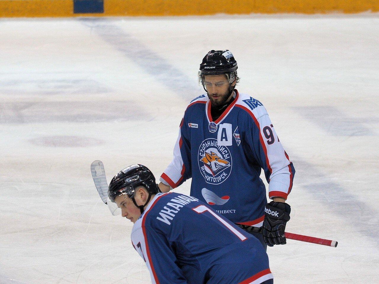 31Стальные Лисы - Омские Ястребы 13.12.2016