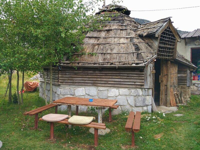Круг около Корыт, Грло Соколово