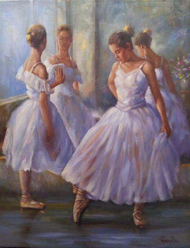 Балерины. Badzic_Miomir