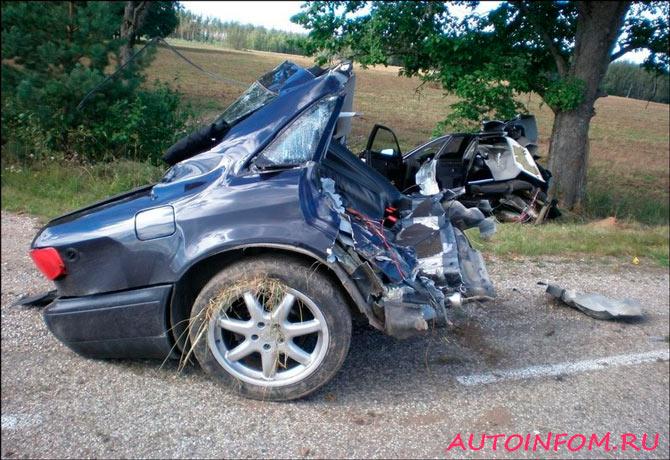 Видеоролик аварий на дорогах 2016