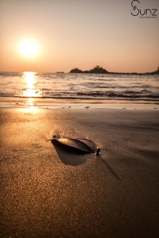 пляж OM Beach by Suneesh Suresh