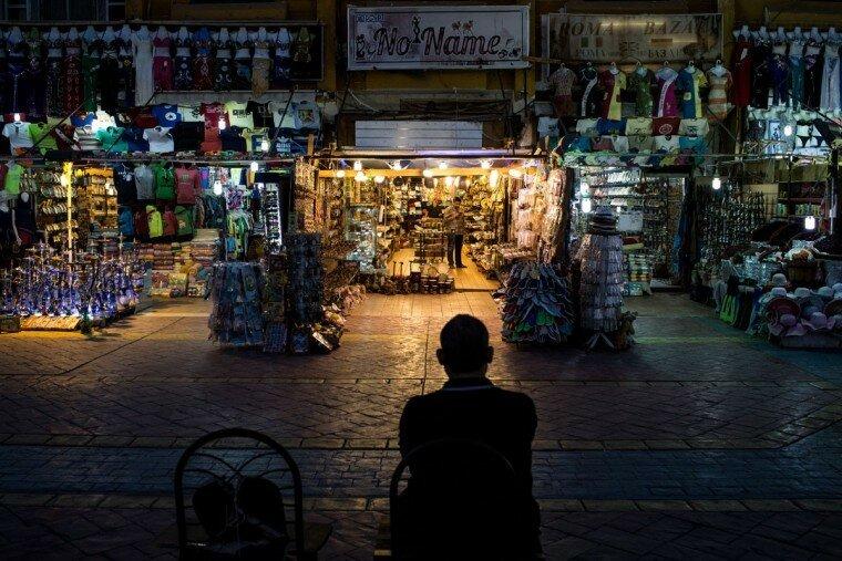 Шарм эль Шейх: курортный город в Египте превратился в город призрак