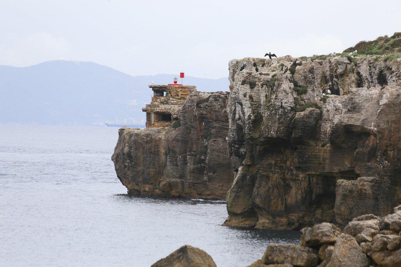 Rate's. Pigeon island (Isla de las Palomas)