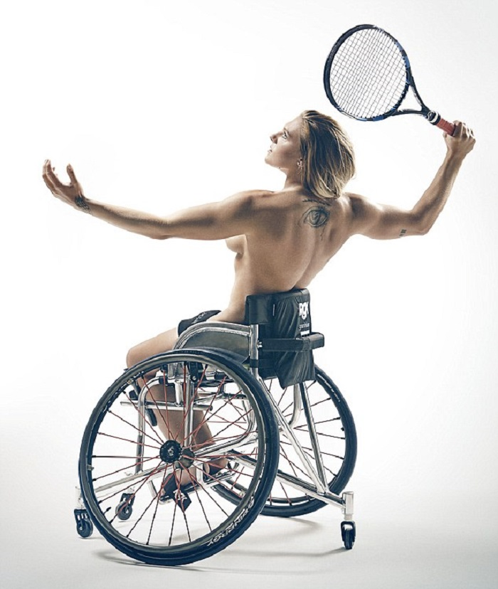 27-летний Али Джавад родился без ног. Сегодня он один из самых успешных пауэрлифтеров.