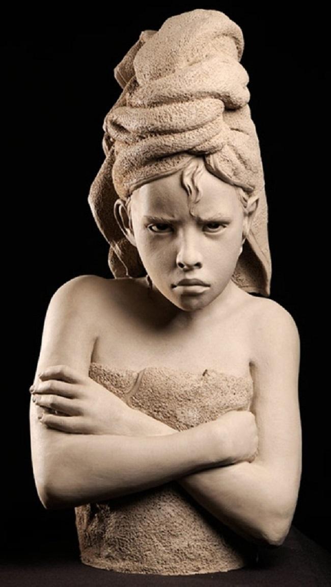 Огюст Роден.«Врата ада» (1880)