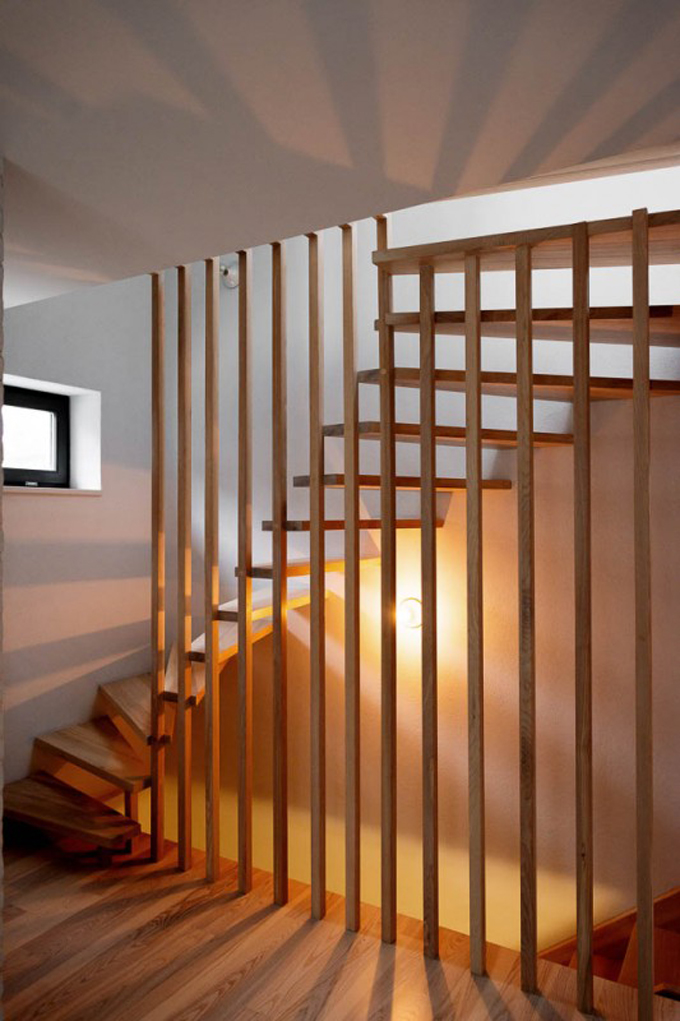 Квартира в стиле модерн в Щецине