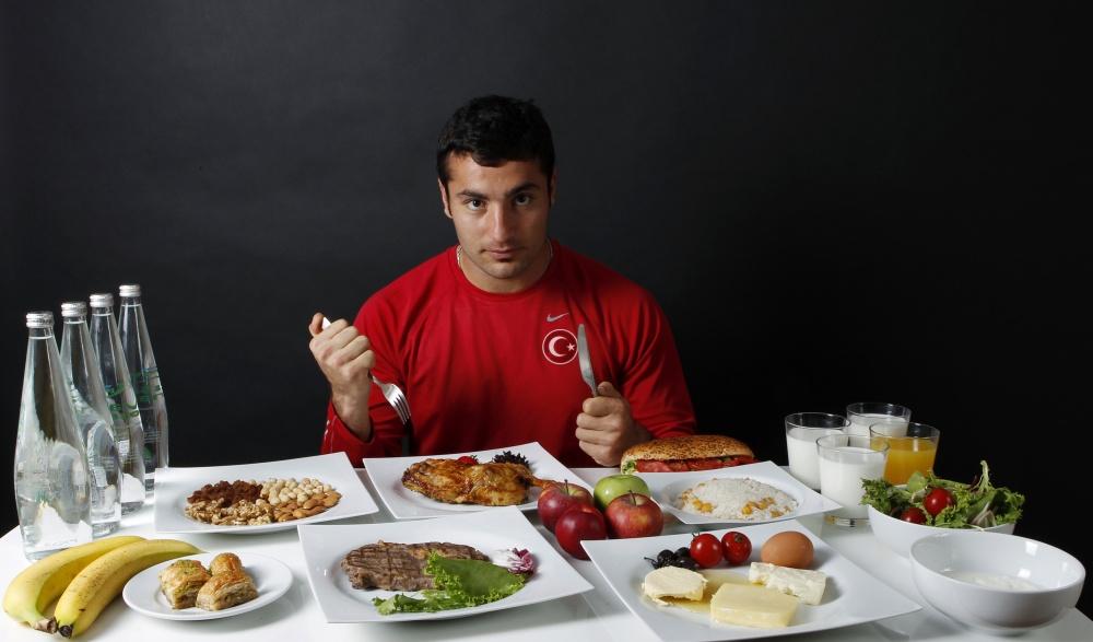 Метатель копья Фатих Аван говорит: «Я смогу стать отличным спортсменом, только если выиграю олимпийс