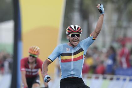 Грег Ван Авермат одержал победу олимпийскую велогонку вРио