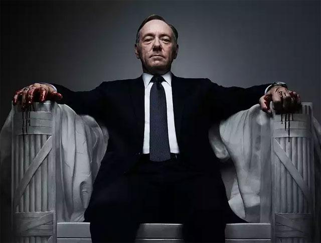 Netflix назвал дату 5 сезона «Карточного домика»