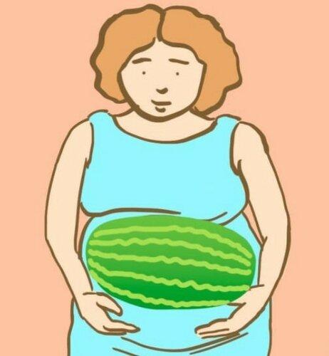 Мамы как сверхлюди: 10 безумных фактов о беременности