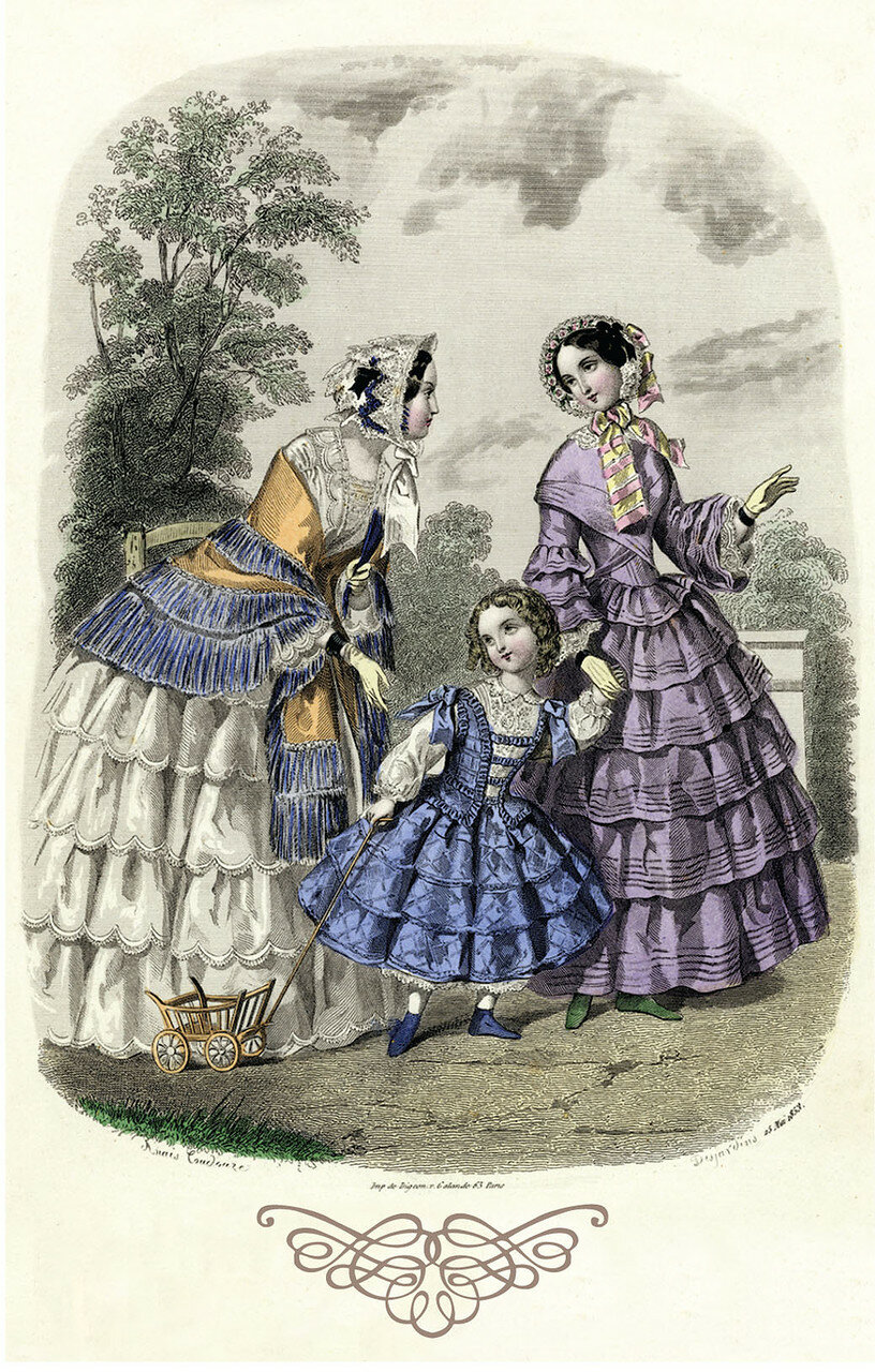 Открытки 18 века 19 века